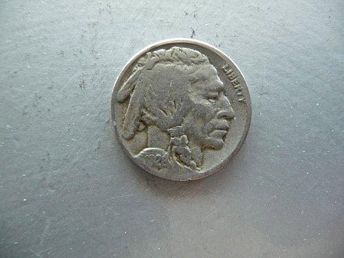 1926-S Buffalo Nickel
