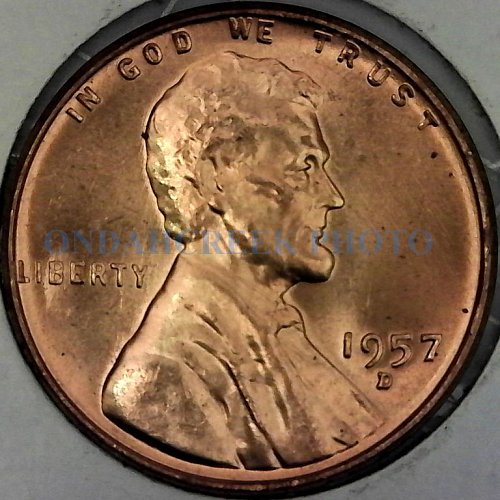 1957-D Lincoln Cent RPM 22 as coppercoins 1MM-022