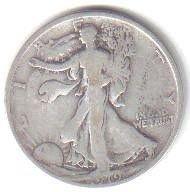 1919 D   WALKER HALF DOLLAR