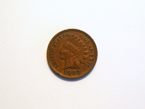 1902 Indian Head Cent