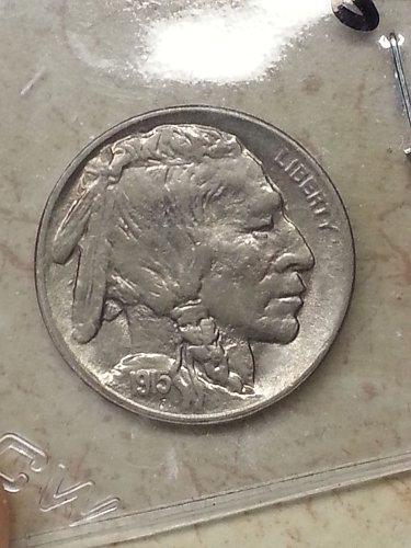 1915 Buffalo Nickel