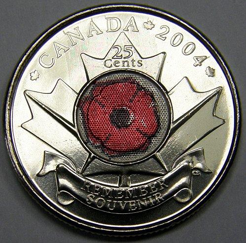 2004 Canada POPPY Quarter #12