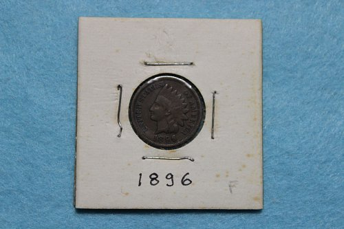 1896 P Indian Head Cent