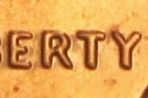 2015 P WDDO-010 Lincoln Cent Doubled Die Obverse