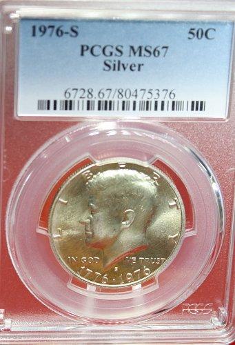1976 S Kennedy Half Dollar <Silver 40%>