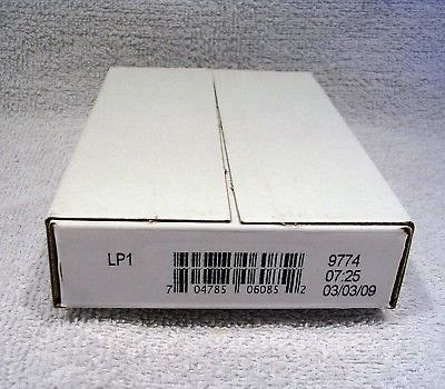 2009 P /& D US Mint Sealed Box Lincoln Cent Roll Professional Life 2 Rolls LP3