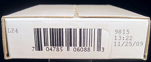 """2009 - P and D BU Rolls Lincoln Cents, LP4 """"Presidency"""""""