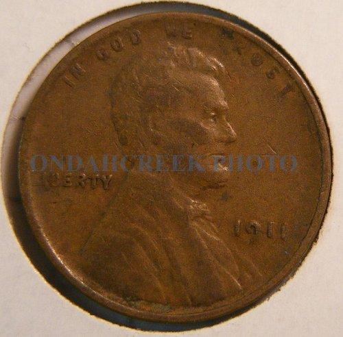 1911 Lincoln Cent Fine