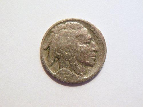 1929-P Buffalo Nickel