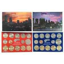 2008  P&D  UNCIRCULATED  MINT SET
