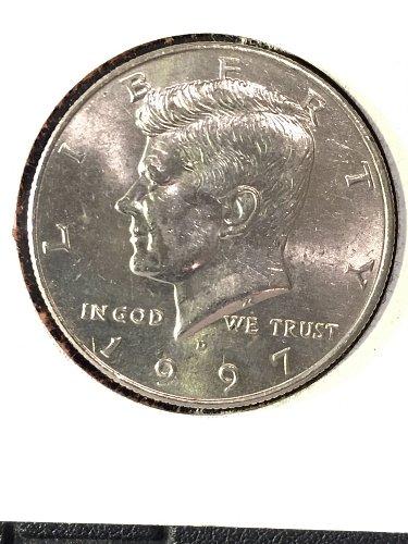 1997-D Kennedy Half Dollar