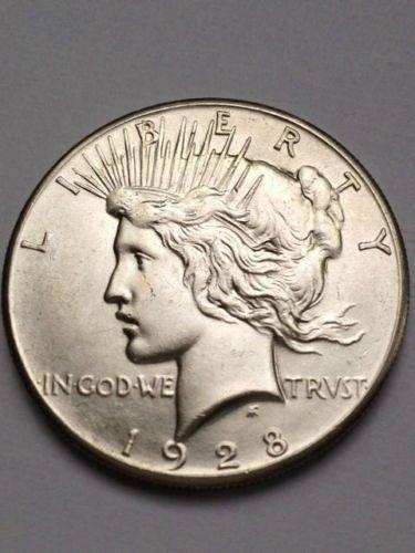 1928 P Peace Dollar <KEY DATE!>