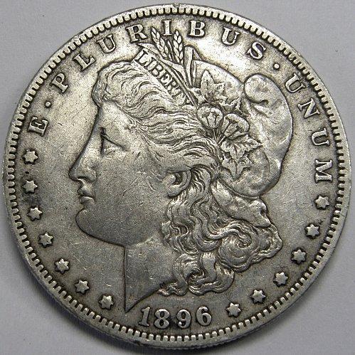1896 O Morgan Dollar  #1