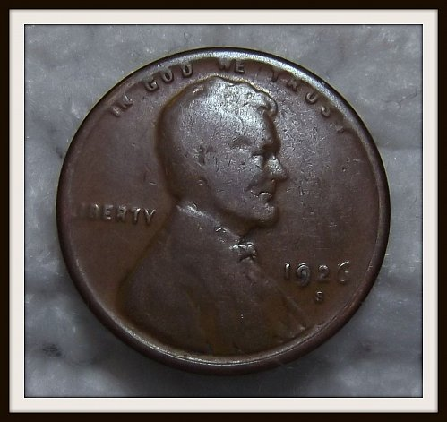 1926 - S Lincoln Wheat Cent