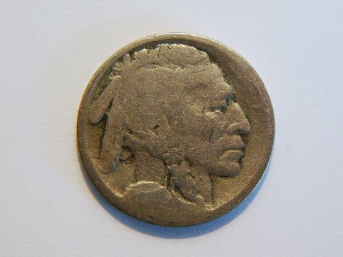 1913-S *Type 2* Buffalo Nickel