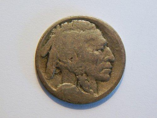 1913-S *Type 2* Buffalo Nickel