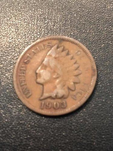 1903 Indian Head #1