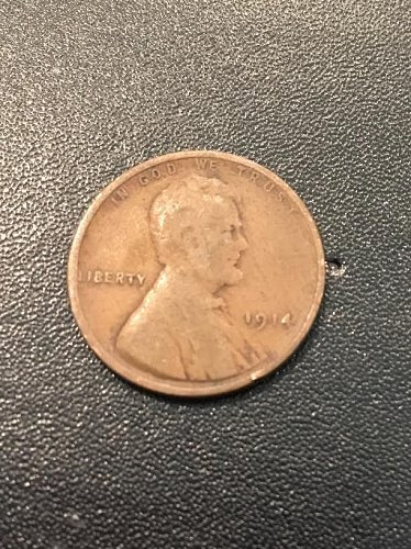 1914 Lincoln Wheat Cent