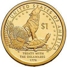 2013  D  SACAGAWEA GOLDEN DOLLAR