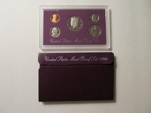 1990 US Mint Proof Set