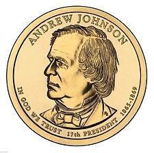 2011  D   ANDREW JOHNSON   GOLDEN DOLLAR