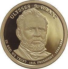 2011  D   ULYSSES S. GRANT   GOLDEN DOLLAR