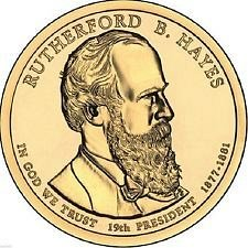 2011  D   RUTHERFORD B. HAYES   GOLDEN DOLLAR