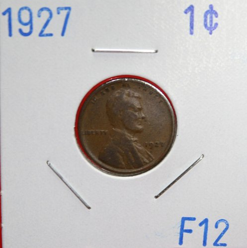 1927 Lincoln Cent