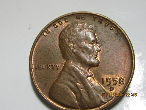 1958 D DD0-001,1-0-I-CW