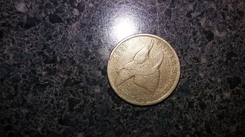 1857 flying Eagle Rare coin in good condition