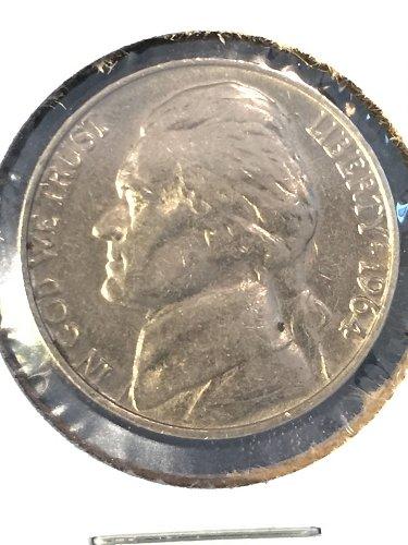 1964 P Jefferson Nickel