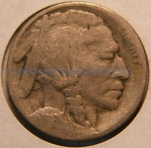 1916-S Buffalo Nickel Good