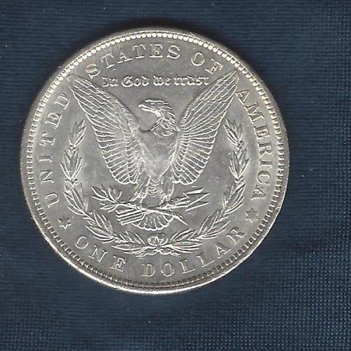 1898  Silver Morgan Dollar #2
