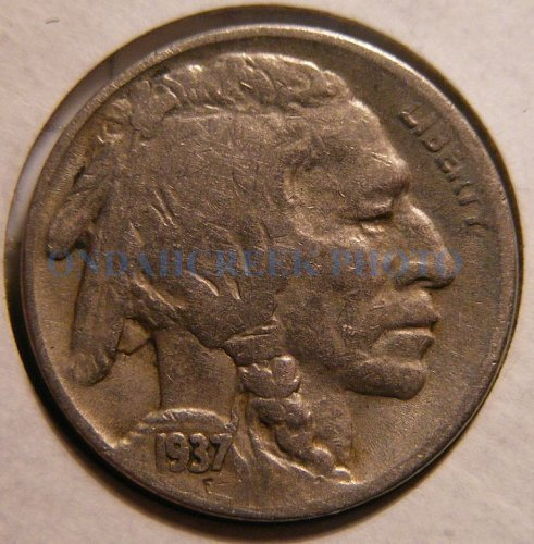1937-S Buffalo Nickel Fine
