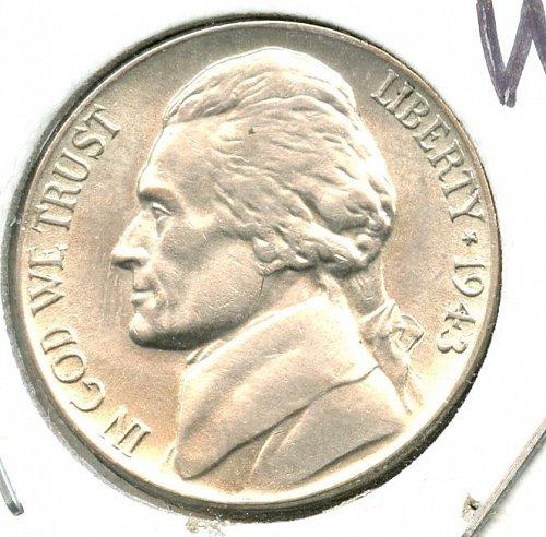 Jefferson War Nickels