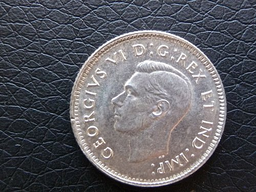 Canada  1947 10 cents