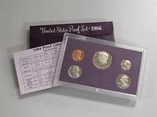 1986 S  PROOF SET
