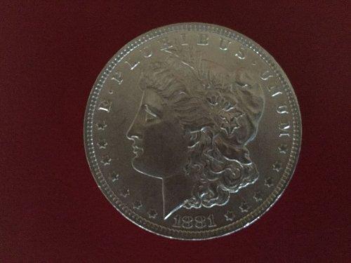 1881 o Morgan