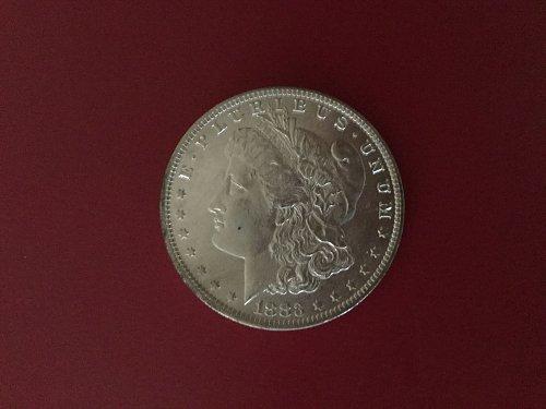 1883o Morgan Silver Dollar