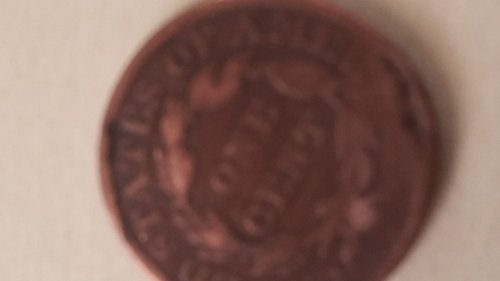 Super Rare 1830 one  cent Must have coin