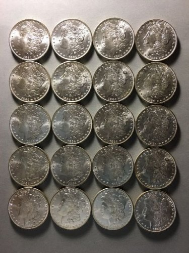 Invest in coins.  One uncirculated roll (20 coins) of 1884-o Morgan silver dolla