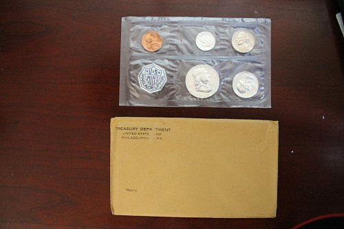 1962 P  Proof Set