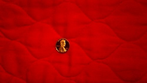 1994-S Lincoln Proof Cent