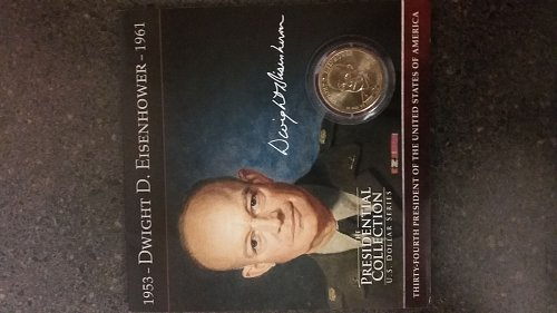 Presidential golden dollar coin limited edition