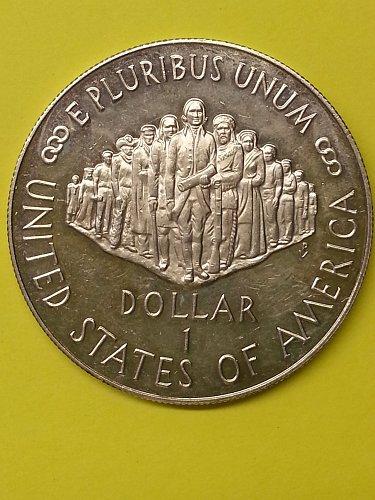 Constitution Commemorative Silver Dollar - Proof - 1987-S
