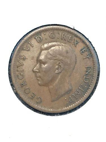 1940 Canada Cent