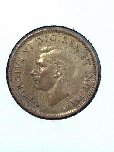 1944 Canada Cent