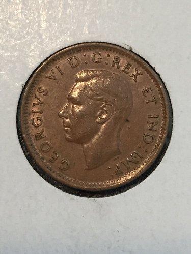 1947 Canada Cent