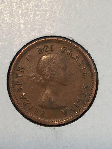 1953 (NSF) Canada Cent