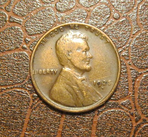 1925-D Lincoln Wheat Cent